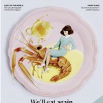 Cover THE SUNDAY TIMES MAGAZINE