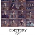 ODDITORY wins Award for BEST FASHION FILM 2013  at Berlin Fashion Film Festival