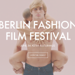 """The Journey"" is nominated for  BEST IDEA  and USE OF FASHION at Berlin Fashion Film Festival 2015"