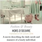 """Interview Hunger Magazine  """"Hors Dóeuvre"""""""